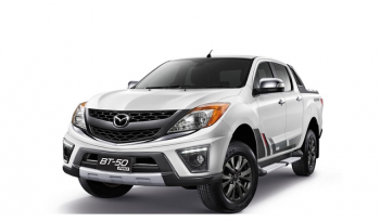 Mazda BT-50 3.2L 147 kW ECU REMAP full