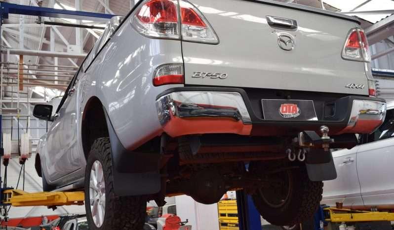 Mazda BT-50 3.2L 147 kW ECU REMAP full