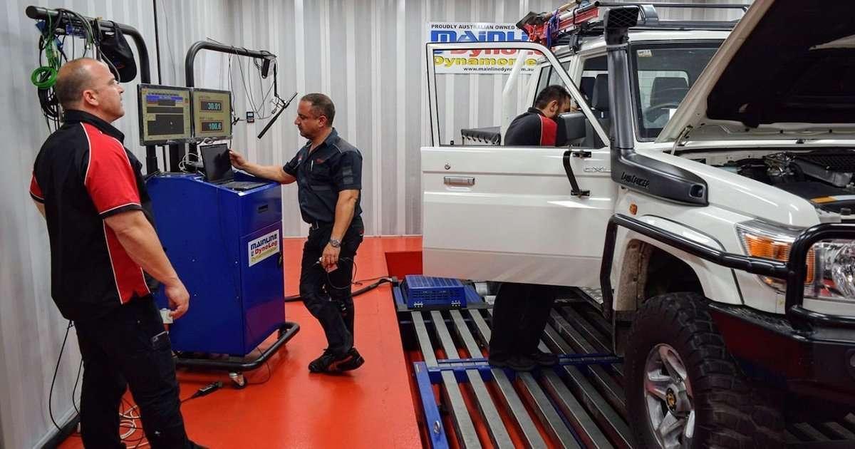 Diesel Tuning Australia :: Professional Diesel ECU Remap
