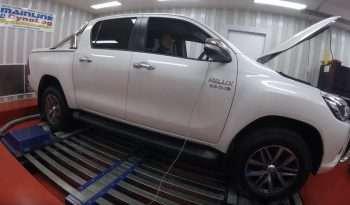 Toyota Hilux 2.8 D4D 2.8L 130 kW ECU REMAP full