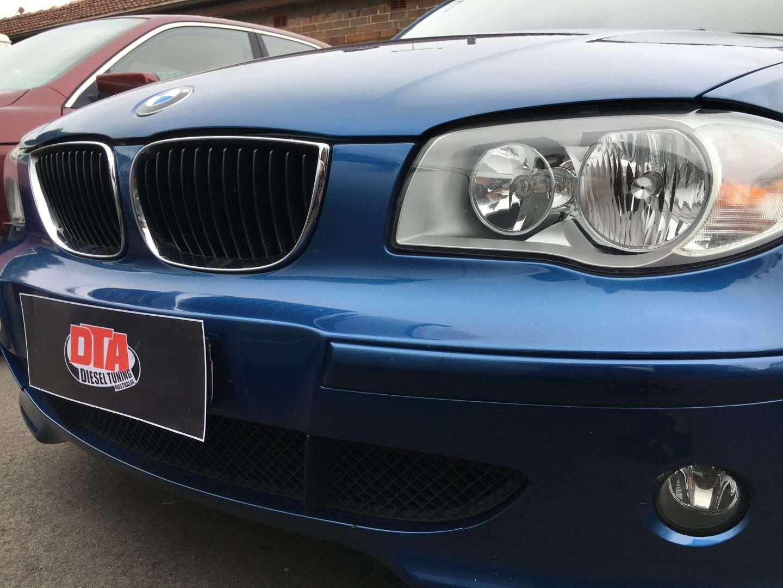 BMW 120d 125 kW ECU REMAP - Diesel tuning specialist