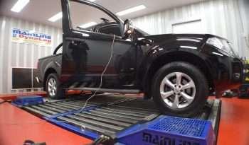 Nissan Navara 3 0L 170 kW ECU REMAP - Diesel tuning specialist