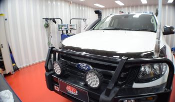 Ford Ranger Wildtrak 3 2L 147 kW ECU REMAP - Diesel tuning specialist