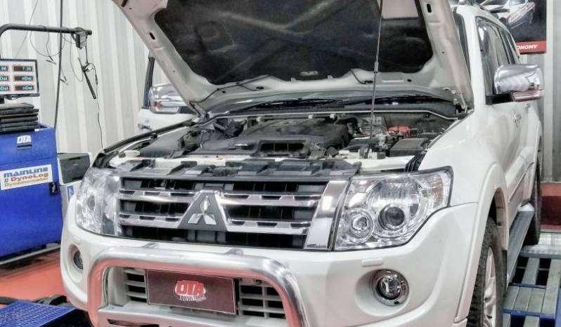 Mitsubishi Pajero 3 2L 147 kW ECU REMAP - Diesel tuning
