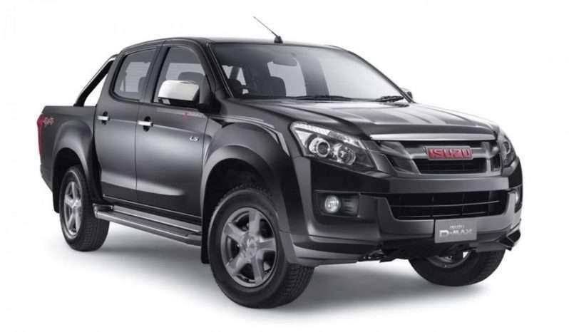 Isuzu D-Max 3.0L 130 kW ECU REMAP - Diesel tuning specialist