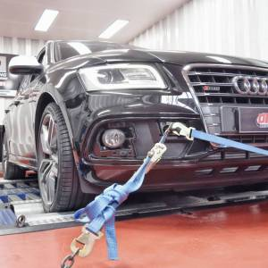 Remap custom ecu audi sq5 v6