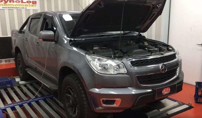 Holden Colorado 7 2.8L 147 kW ECU REMAP full