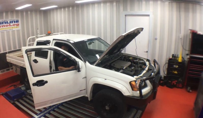 Holden Colorado 3.0L 120 kW ECU REMAP full