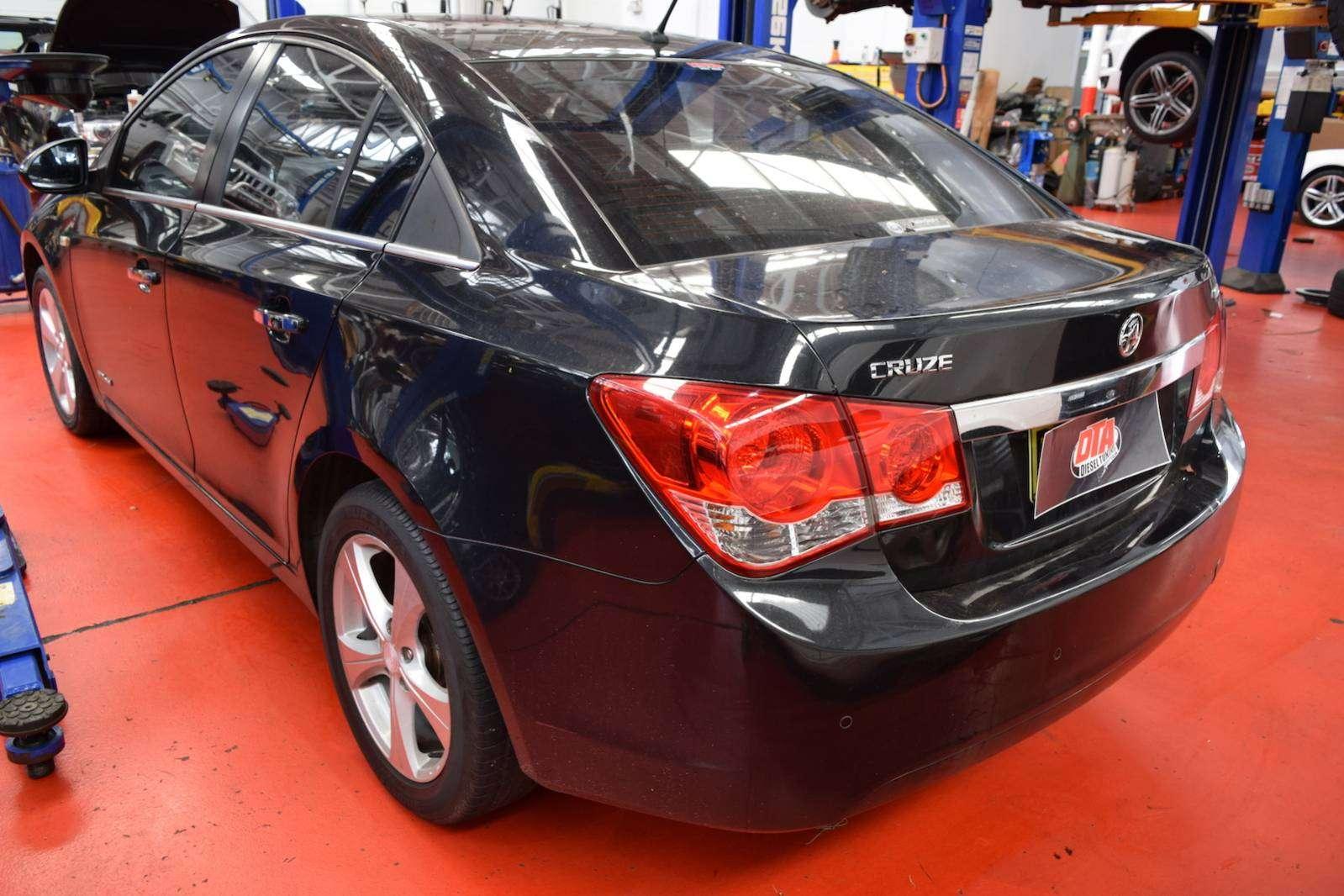 Holden Cruze 2 0L 120 kW ECU REMAP - Diesel tuning specialist