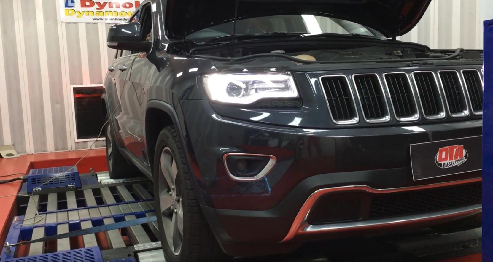 jeep wk diesel problems