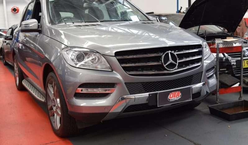 Mercedes-Benz ML 250 BlueTEC 150 kW ECU REMAP full