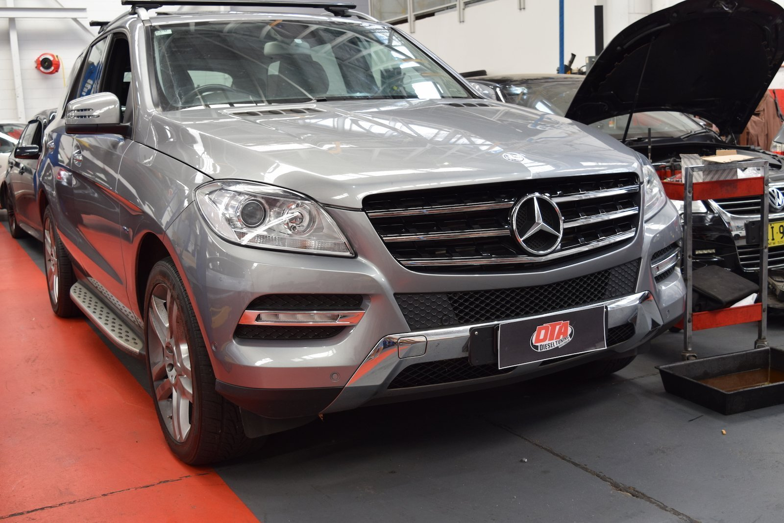 Mercedes Benz Ml 350 Bluetec 190 Kw Ecu Remap Diesel