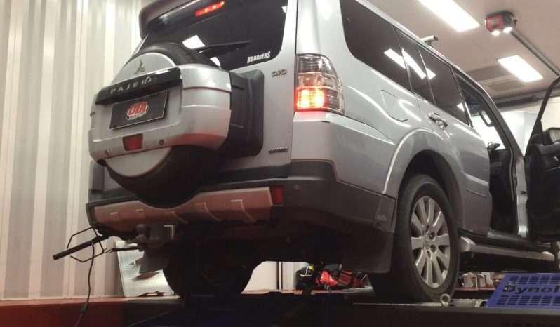 Mitsubishi Pajero 3.2L 118 kW ECU REMAP full