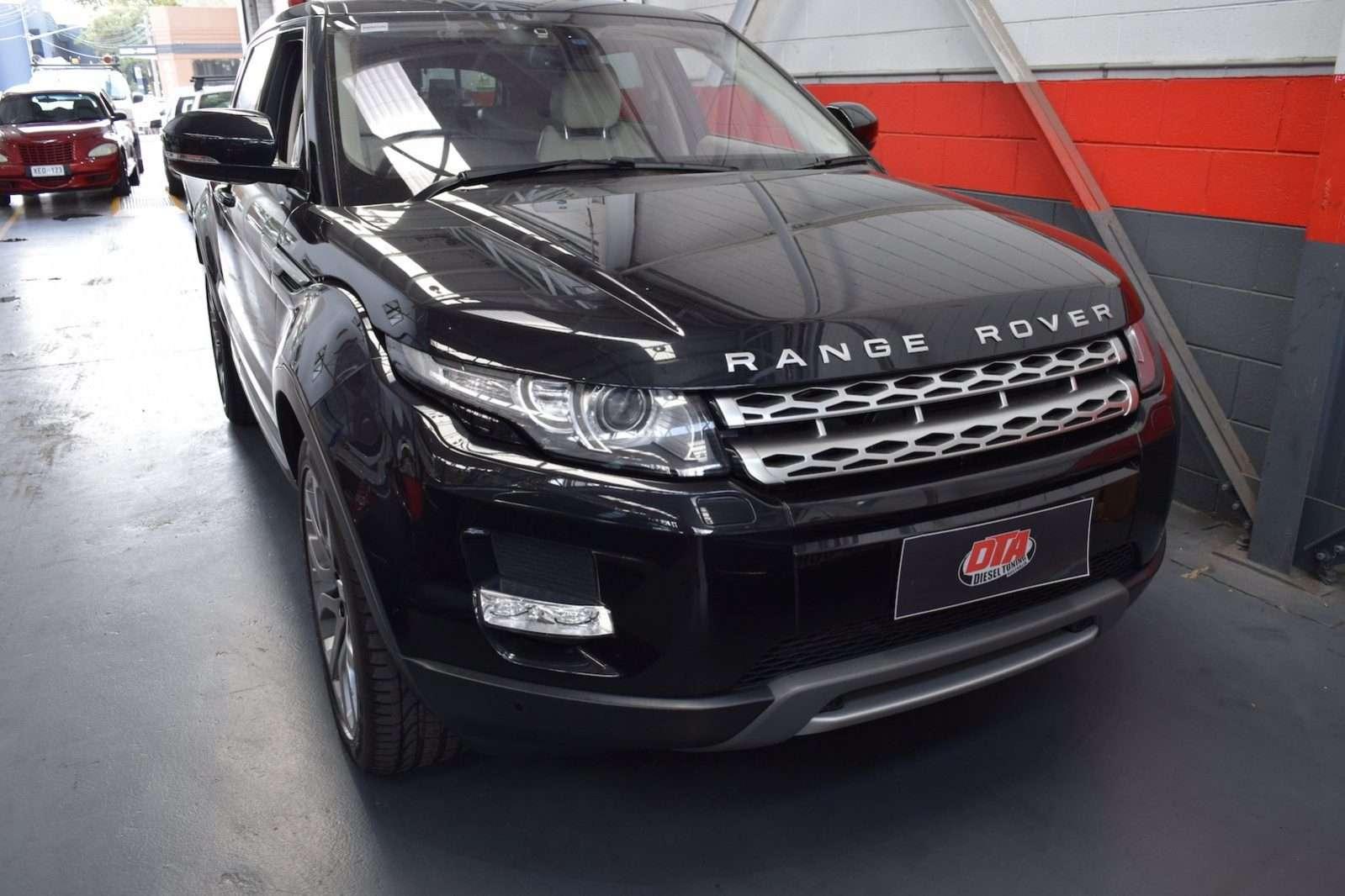 Range Rover Evoque Ecu Location