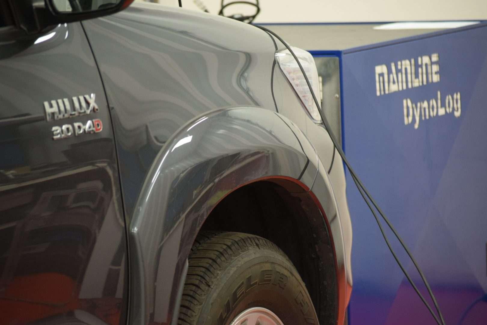 Toyota Hilux 3 0 D4d 3 0l 120 Kw Ecu Remap