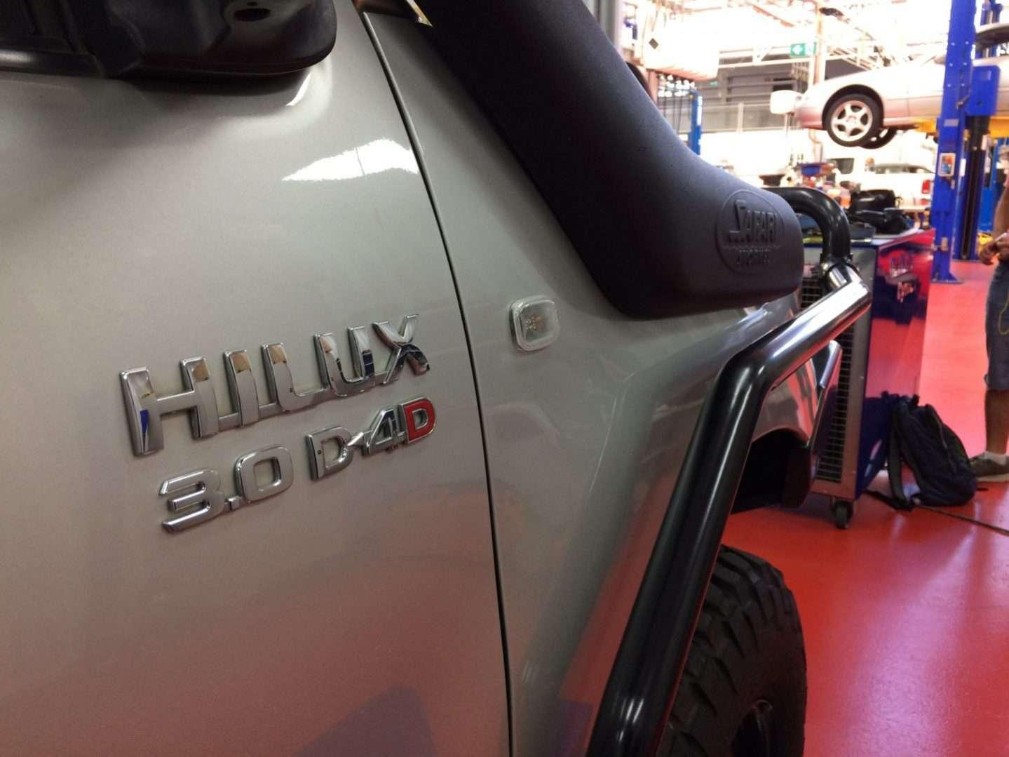 Toyota Hilux 3 0 D4D 3 0L 120 kW ECU REMAP - Diesel tuning specialist
