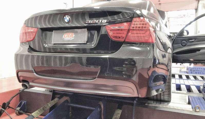 BMW 320d 135 kW ECU REMAP - Diesel tuning specialist