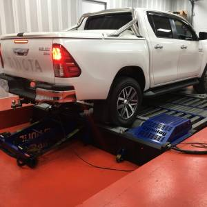 toyota hilux 2017 2.8 remap tuning