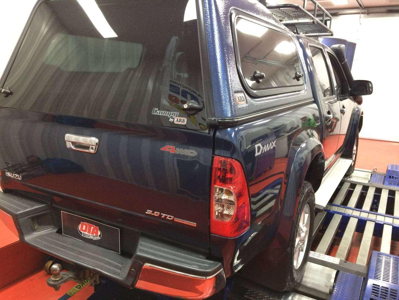 d-max 2009 ecu remap tuning - Diesel Tuning Australia