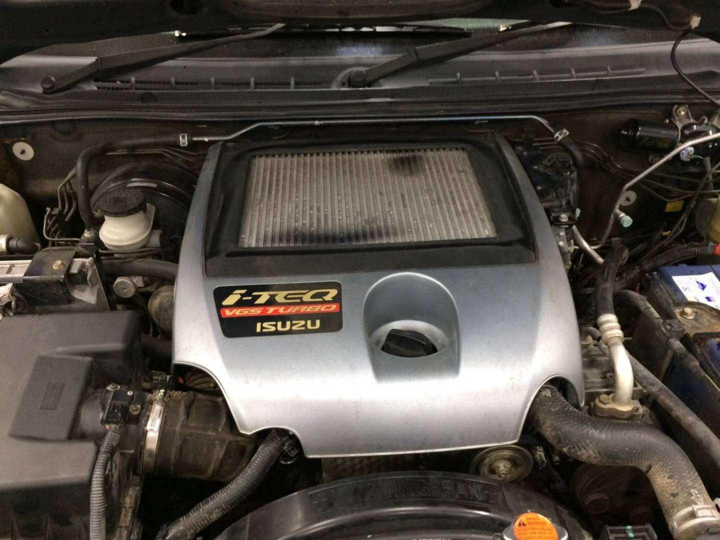 Isuzu D-Max 2009 3L ecu remap tuning - Diesel Tuning Australia