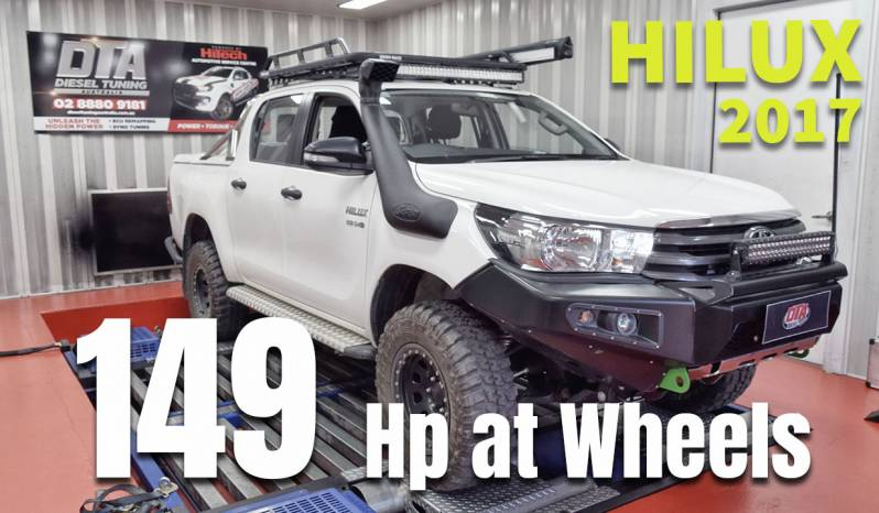 Chiptuning power box TOYOTA HILUX 2.5 D4D 120 HP PS diesel NEW chip tuning parts