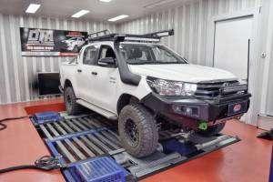 Toyota Hilux 2 8 D4D 2 8L 130 kW ECU REMAP - Diesel tuning