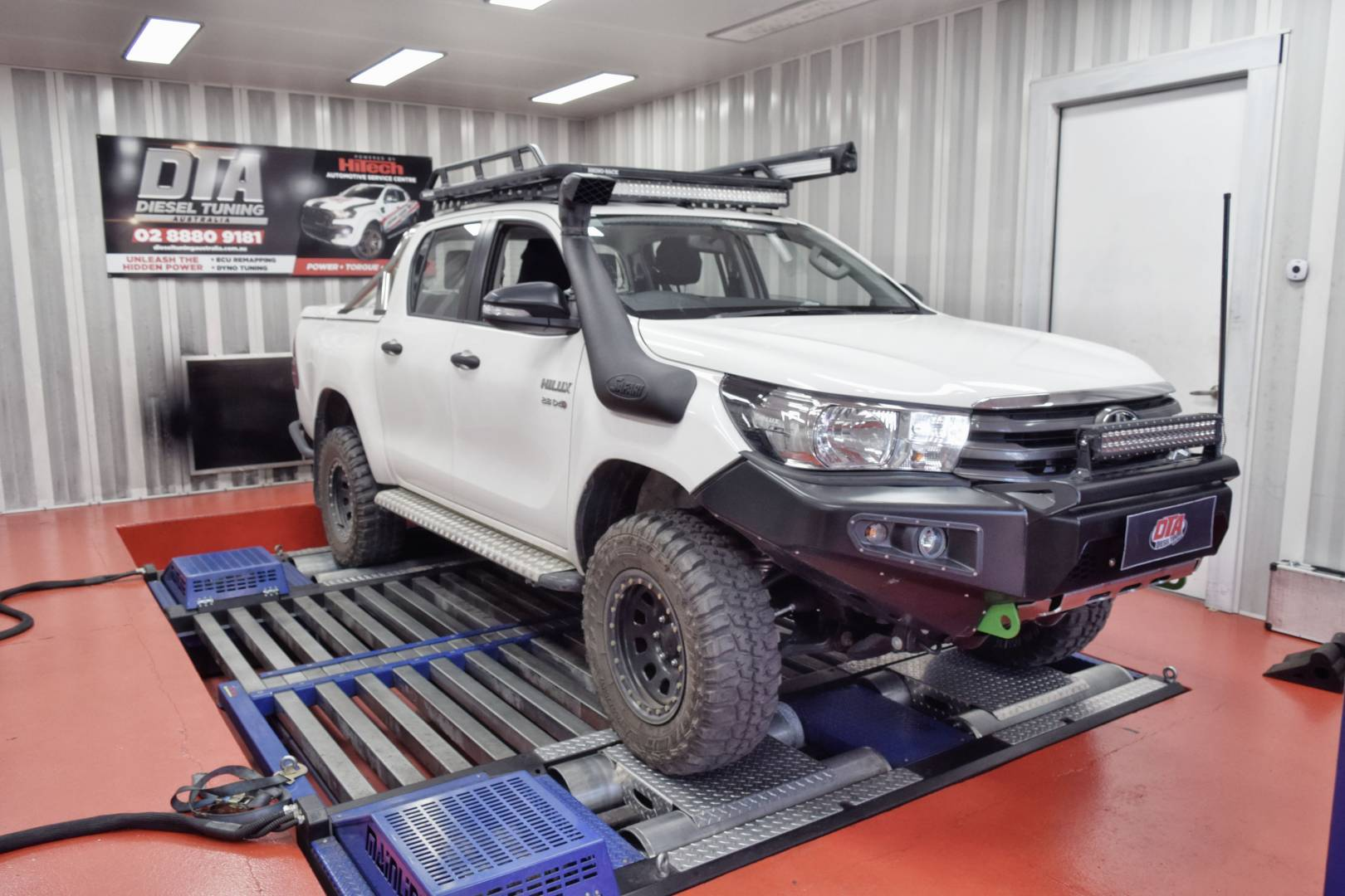 Mazda Bt 50 2016 Tuning >> Hilux 2017 D4D Auto tuning - Diesel Tuning Australia