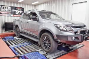ecu remap dyno colorado holden 2017 2.8