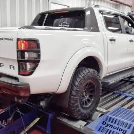 ranger 3.2 wildtrak 2016 remap ecu tuning dyno