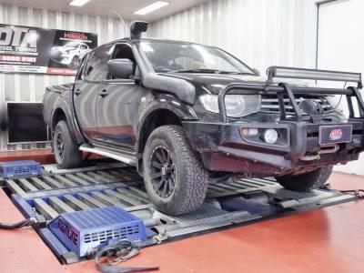 Mitsubishi triton ecu remap