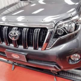 Toyota Prado Remap 2017