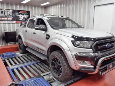 ford ranger 2017 auto remap