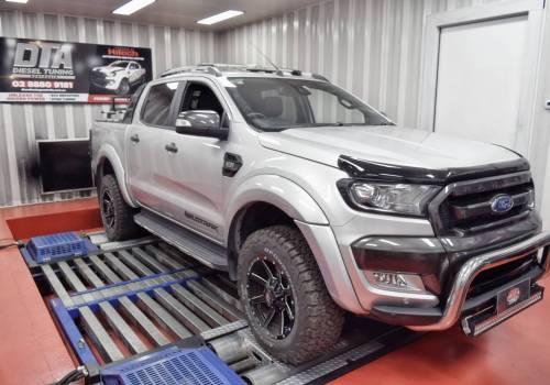ford ranger 2017 auto remap