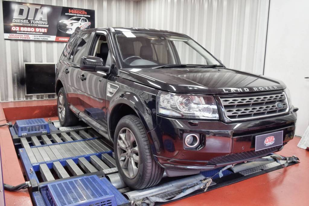 freelander 2 sd4 remap tune