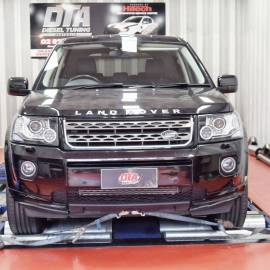 remap ecu land rover freelander 2 2012