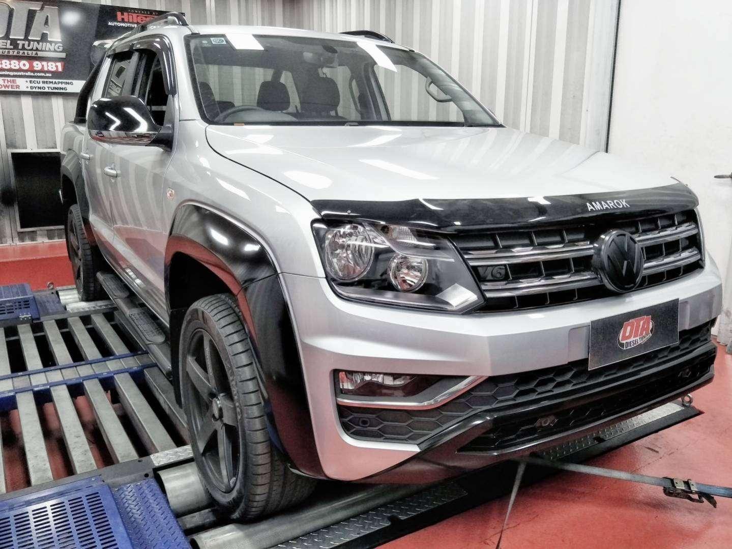 Volkswagen Amarok 2017 V6 Diesel Tuning Australia
