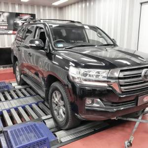 ecu remap toyota landcruiser 200 2017