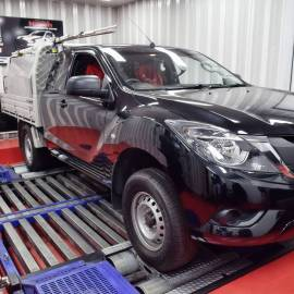 mazda bt-50 ecu remap tuning