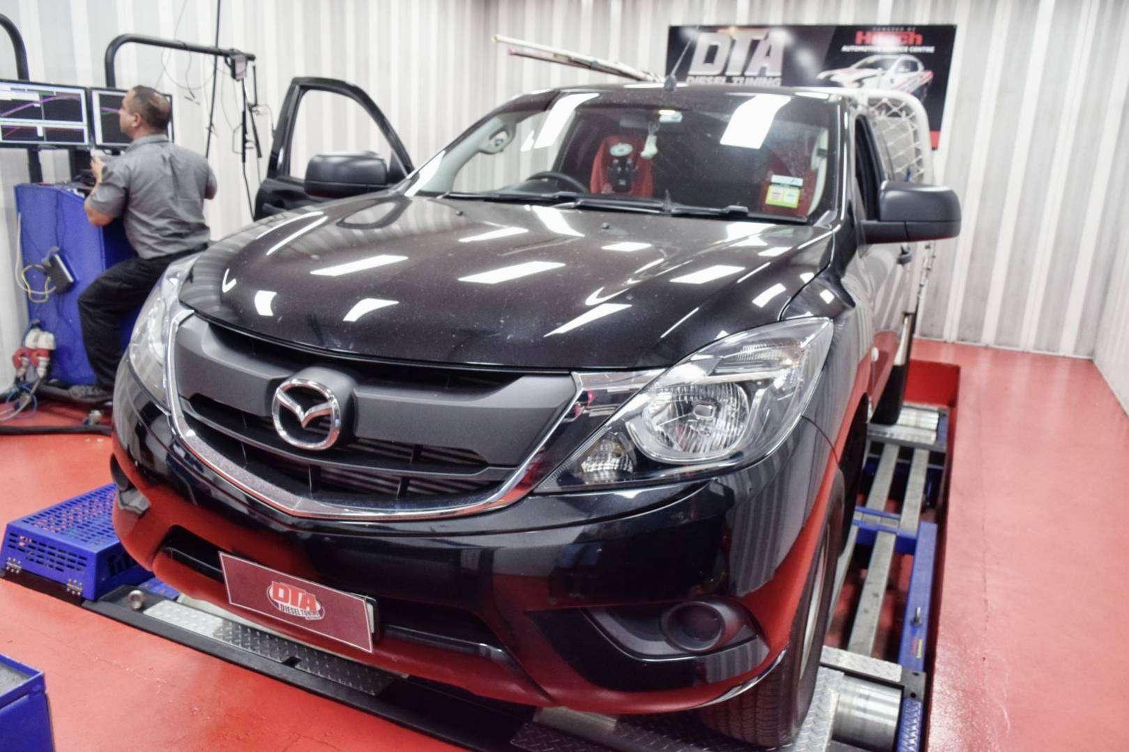 Amarok V6 Remap >> Mazda BT-50 2016 3.2 remap - Diesel Tuning Australia