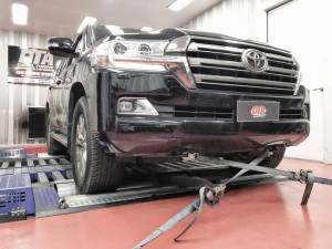tuning land cruiser 2017 4.5l