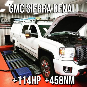 GMC Sierra Denali Ecu Remap