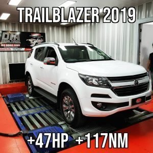 holden trailblazer ecu remap